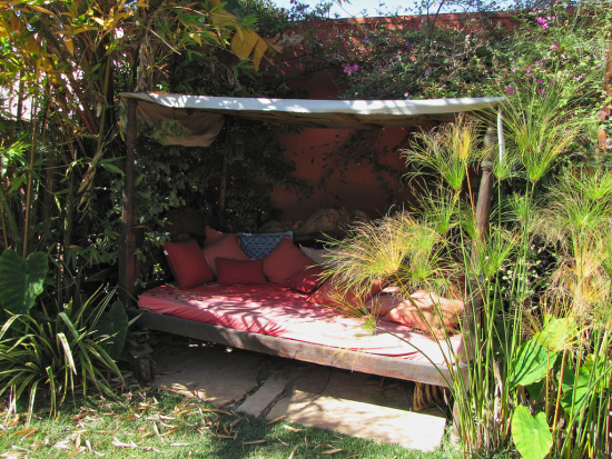 jungle daybed