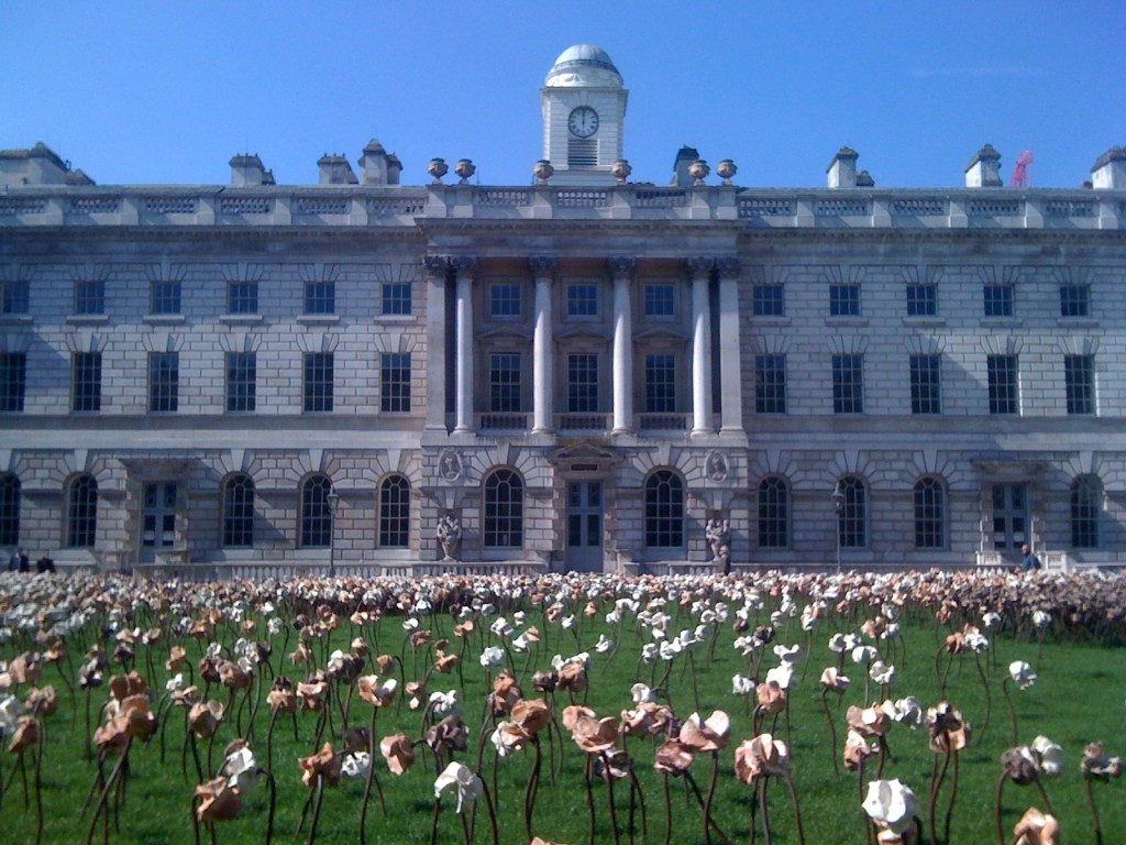 Somerset house arty