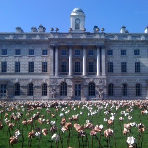 Somerset House's field of dreams