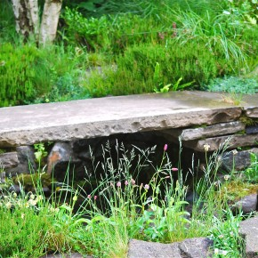 Chelsea trends: naturalistic planting
