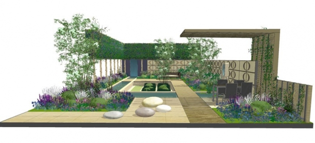 Gardens on paper: what makes a winning Chelsea design?