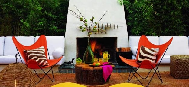 Fire in the garden: 5 stylish ways to heat your garden