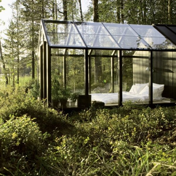 cabin Finnish Garden Sleeping Shed