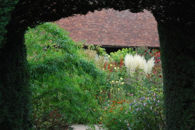 Dixter autumn