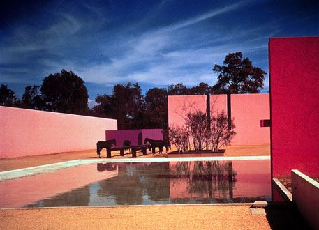 barragan pink pool